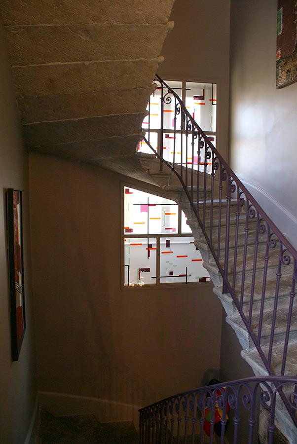 fen tre d escalier fr d ric patonnier
